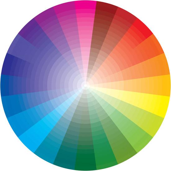 Color Theory – Desktop Publishing